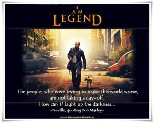 AM LEGEND [2007]