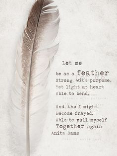 ... feather canvas art, och text, feather quotes, feathers, bohemian