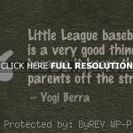 Famous Baseball Quotes About Life
