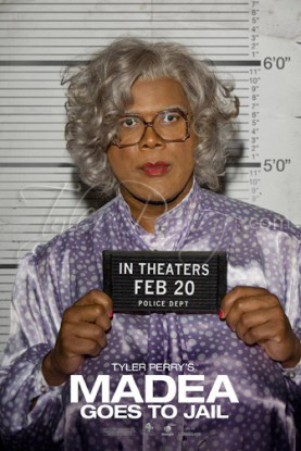 Tyler Perry's - MADEA GOES TO JAIL - released February 20, 2009. Photo ...