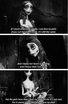 Corpse Bride Quotes