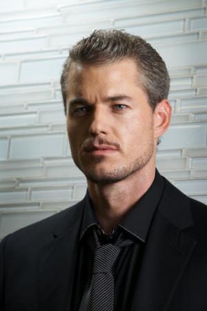 Eric Dane handsome. I was watching Grey's Anatomy when the buff actor ...
