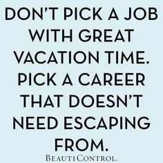 Vacation Time Quotes