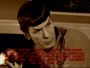 Star Trek quotes 001 by InnocentRedShirt