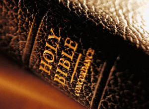 """, people today have a tendency to """"paraphrase"""" the Bible ..."""