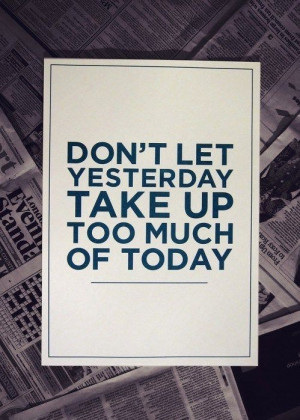 Move on. #motivation