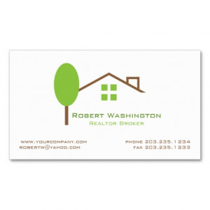 Real Estate Business Card Templates at Zazzle.ca