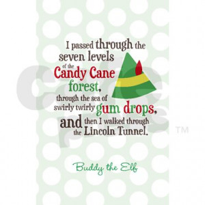 Candy Cane Forest Quote