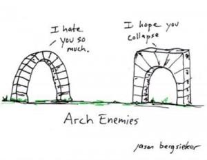 insulting quotes for enemies. #quotes #cartoons #enemies