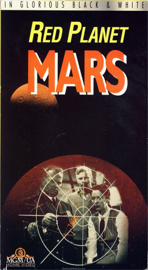 red planet mars 1952 Quotes
