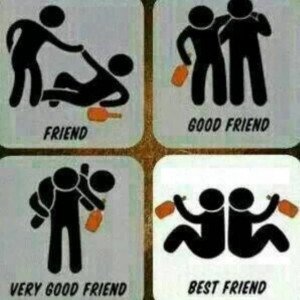 best friend drinking quotes funny