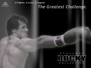 Rocky Balboa Quotes HD Wallpaper 8