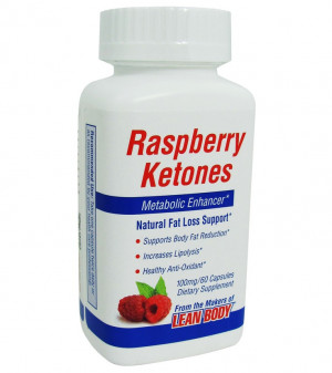 Labrada Nutrition Raspberry Ketones Metabolic Enhancer-Natural Fat ...