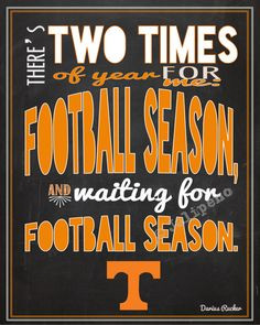 of Tennessee Volunteers Football Season Darius Rucker Quote INSTANT ...