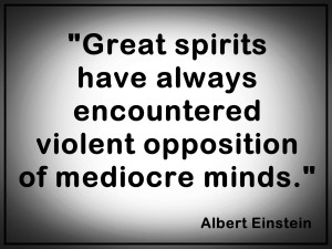 Einstein Quote Poster Office Leadership Den Classroom Wall Art 8x11 ...