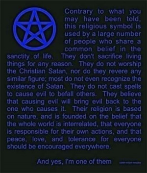 All Graphics » Wicca