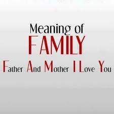 ... Family, I love My Family, Morning Family Quotes - Wishes -Pictures
