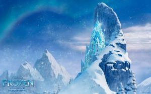 Frozen-Movie-Ice-Castle-HD-Wallpaper