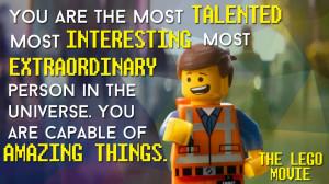 LEGO Movie Quotes