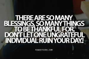 ungrateful quotes and sayings