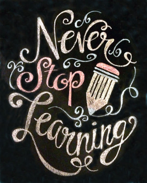 Never Stop Learning Quotes Never Stop Learning