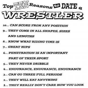 10 reasons to date a wrestler in Australia