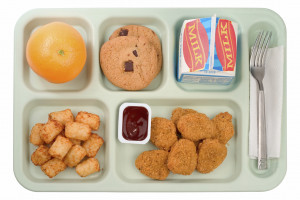 Do you know what your child had for lunch at school? A healthy lunch ...