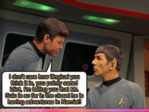 funny doctor quotes, from star trek