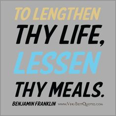 Encouraging Healthy Eating Quotes | quotes, eating quotes, Benjamin ...