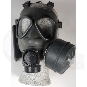 Ballistic Gas Mask