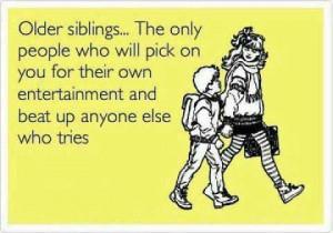xoxNESSAxox ] — older siblings..