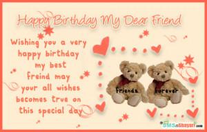 happy birthday best friend quotes poems