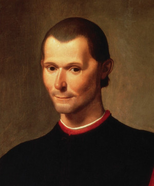 Facts about Niccolo Machiavelli