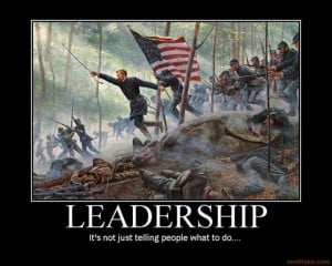 Good Leaders Must First Be Good Followers