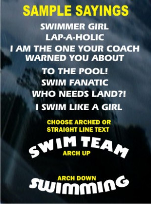 Swimming Pool Quotes And Sayings