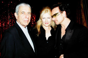 Leonard-Cohen-Lian-Lunson-and-Bono-in-LEONARD-COHEN-IM-YOUR-MAN-3 ...