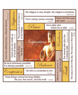 ... Gifts Buddhist Poetry - Buddha Inspirational Quotes Magnetic Word Kit