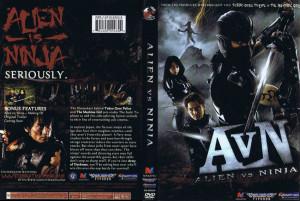 Alien Movie Dvd Scanned Covers