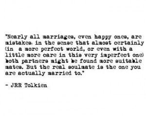 Marriage quote typography print vintage typewriter unique wedding gift ...