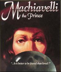 Cover (Machiavelli the Prince)
