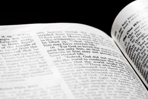 in times of loss and grief people often turn to the bible for words of ...