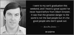 Hamilton Jordan Quotes