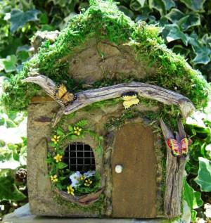 Fairy house for the fairy garden
