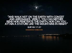 Arrogance quote #4