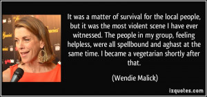 More Wendie Malick Quotes