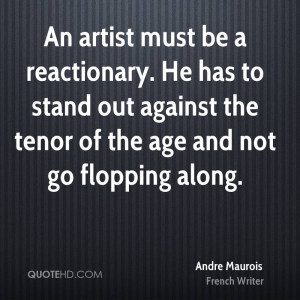 Andre Maurois Age Quotes