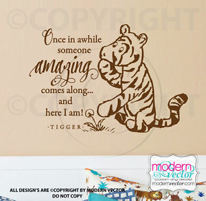 Tigger-Quote-Vinyl-Wall-Decal-Classic-Winnie-the-Pooh-Nursery-Someone ...
