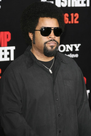 Ice Cube Quotes 21 Jump Street Premiere of 21 jump street