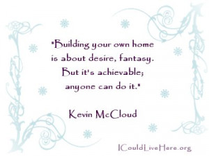 Kevin McCloud Quote - Home - Meme