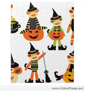 cute-halloween-sock-monkeys-jigsaw-puzzles1